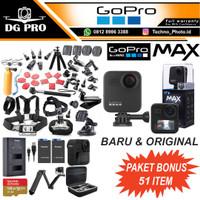 GoPro MAX 360 Action Camera Garansi RESMI - Insta kamera 360