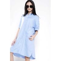 Gaudi Dress Midi Wanita Caterina Dress