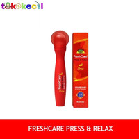 FreshCare Press and Relax Strong Fresh Care Roll On Minyak Angin Aroma