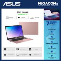 Asus E410MA-BV453TS Pink [Intel N4020|RAM 4GB|SSD 512GB|Win10|OHS2019]