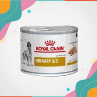 ROYAL CANIN URINARY S/O DOG/ MAKANAN ANJING/ WET FOOD/ 200 GRAM