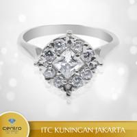 Cincin Emas Wanita TU0016   Centro Jewellery