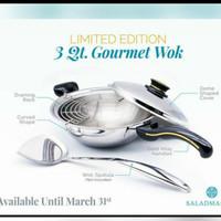 Saladmaster wok 3.2Qt Limited editiion 100% original
