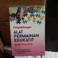 Buku Pengembangan Alat Permainan Edukatif Anak Usia Dini Karya Dr. Sig