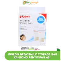 PIGEON Breastmilk Storage Bag / Kantong Penyimpan ASI