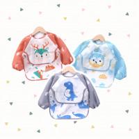 Pocket Waterproof Baby Bibs / Celemek Bayi