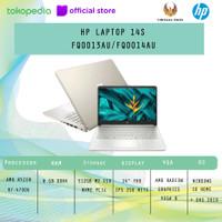 HP LAPTOP 14S-FQ0013AU/FQ0014AU RYZEN 7-4700U 8GB 512GB W10+OHS