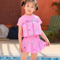 Baju Renang Pelampung Anak Perempuan