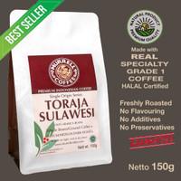 TORAJA SULAWESI kopi arabica specialty premium MURRELL COFFEE
