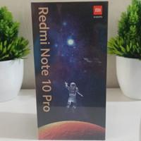 Xiaomi Redmi Note 10 Pro (8GB+128GB) AMOLED 6.57 Garansi Resmi Xiaomi