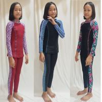 baju renang ABG-REMAJA usia 10-15 tahun baju renang setelan