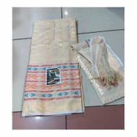 Kain songket selendang thailand / kain rok kebaya