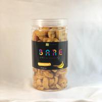 BANANA BARE CHIPS [JAR] -- #100%raw #natural #healthy