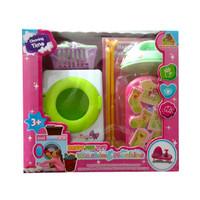 Mainan Edukasi Mesin Cuci Washing Machine OCT-2519