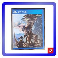 BD PS4 Monster Hunter World REG 3 + Guide DLC