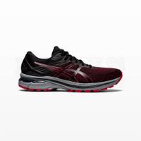 Asics GT-2000 9 Men's Running Shoes - Black/Classic Red