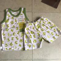 Velvet Junior Setelan Oblong Kutung Baju Anak