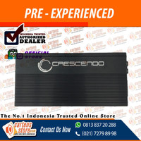 Power Amplifier Mobil Pre Owned Cartens - Crescendo 6 Channel