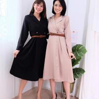 Baju Atasan Wanita Maxi Drees vuchia best seller