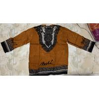 Baju Etnik Bali Lengan Panjang