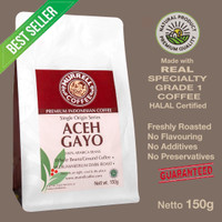 ACEH GAYO kopi arabica specialty premium biji bubuk MURRELL COFFEE