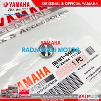 NUT SPRING BOX AKI RX KING ASLI ORIGINAL YAMAHA