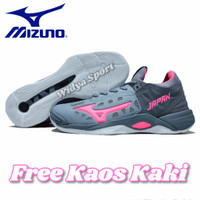 Sepatu Volly Mizuno Wave Momentum Woman Sepatu Volly Mizuno Wanita