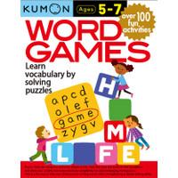 Buku Anak - Kumon - Word Games