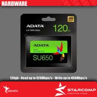 SSD ADATA SU650 Ultimate 120GB