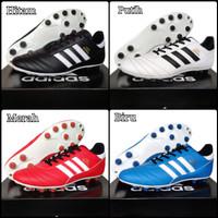 Sepatu Bola Adidas Copa Mundial - Merah, 42