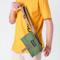 MIKA GREEN  MNM x ARCIO  Tas Selempang Unisex Sling Bag Wallet Pouch
