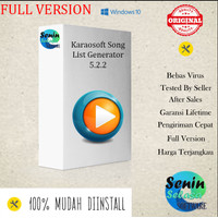 Software Generate Lagu Karaoke: Karaosoft Song List Generator 5 [WIN]