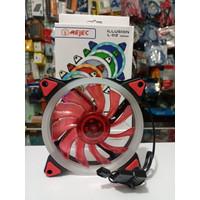 Fan Casing Kipas-CPU Cooler-Pendingin PC 12cm