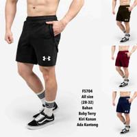 Celana gym pria olahraga universal