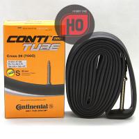 Conti Tube Cross 28 700C Presta 60mm 700x32-47 Ban Dalam Continental
