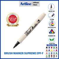 SPIDOL ARTLINE BRUSH MARKER SUPREME EPF-F - Turquoise