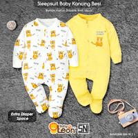 SNI BABY LEON Sleepsuit Jumper Piyama Baju tidur kaos anak Bayi GY052