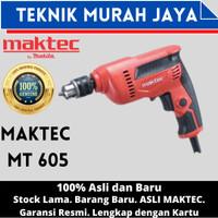 Maktec MT 605 Mesin Bor Maktec Satu Arah 10mm 3/8 Inch MT605