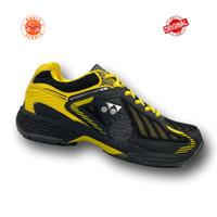 Sepatu Badminton Yonex Hydro Force Hydroforce 5 Yellow Black Silver