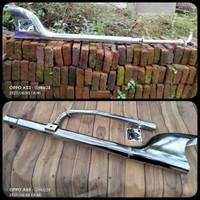 Knalpot Sirip Hiu PNP Grand Astrea C70 ALL Honda Bebek