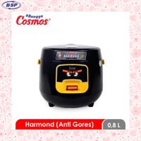 Cosmos Harmond CRJ-6601 Rice Cooker 0.8 L (Black)