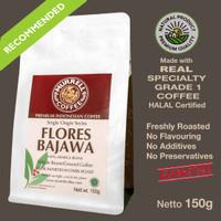 FLORES BAJAWA kopi arabica specialty premium biji bubuk MURRELL COFFEE
