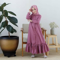 MUTIARA KIDS Gamis Anak Perempuan Baju Muslim Anak Terbaru 2021 Um
