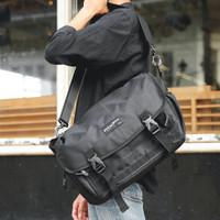 DELTA BLACK  MNM x ARCIO  Tas Selempang Sling Bag Messenger Unisex ORI