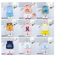 Baju Bayi / Setelan Bayi Anak / Setelan Oblong Singlet Bayi Anak
