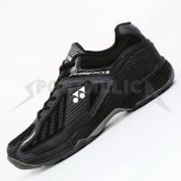 Sepatu Badminton Yonex Hydro Force 5 Black/Silver/Dark Gray