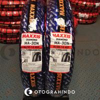 PAKET BAN MOTOR HONDA BEAT 80/90-14 &90/90-14 MAXXIS DIAMOND