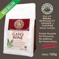 GAYO WINE kopi arabica specialty premium biji bubuk MURRELL COFFEE