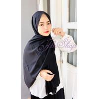 Jilbab Pasmina Tali Instan Diamon 160 x 75 Kerudung Instan