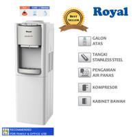 Royal Top Load Water Dispenser RTT33WHSL